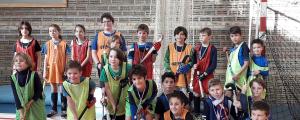 [Jeunes] Un plateau amical de U8 et U10 à Grenole