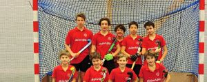 [Jeunes] 1 jeune du HCG sélectionné en équipe Auvergne Rhône-Alpes!