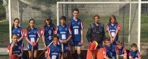 [U16] Un bon début de saison pour cette équipe de la poule régionale Sud !