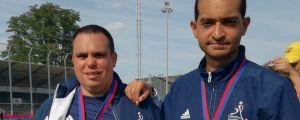 [EdF Adaptée] Deux joueurs du HCG en équipe de France de Hockey/gazon adapté