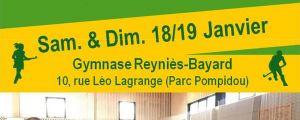 Venez supporter nos jeunes à Grenoble!!