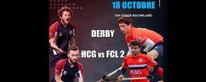 [HCG1] Dim 18 oct : venez voir le 3e  et dernier match N2 à domicile contre FCL2 !