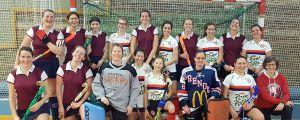 [Dames] L'équipe dames du HCG fait des progrès et résultat épatant !