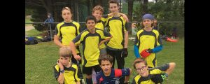 [U15] Match retour sur gazon naturel...