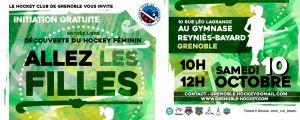 """[Féminines] 10/10/20 : JPO """"Allez les filles"""" !"""