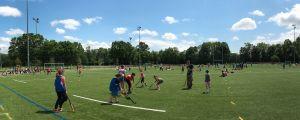 [tournoi UGSEL] Encore une réussite : 350 jeunes jouant au hockey sur gazon lors du tournoi UGSEL !